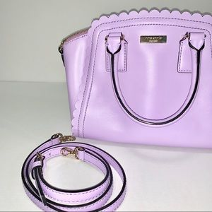 Kate Spade Scalloped handbag